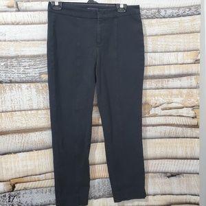 NYDJ Black Ankle Pants Size 4